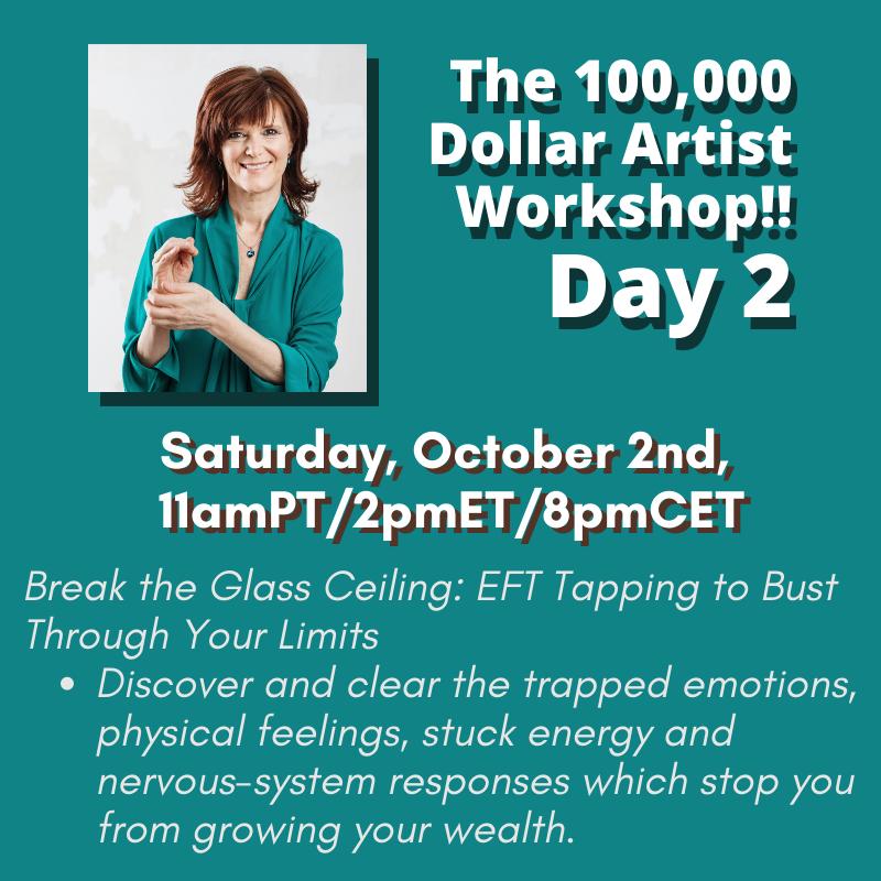 Day 2 100,000 Dollar Artist Workshop (2)
